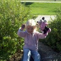 Photo taken at Walton Park by Jeremiah S. on 11/26/2011