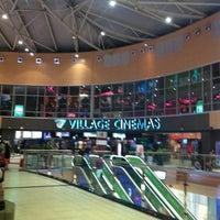 Photo taken at Village World Cinemas by Eve O. on 8/16/2011
