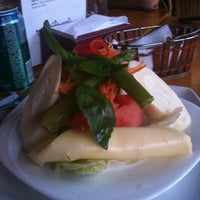 Photo taken at Restaurant Casa de Piedra by Daniela on 9/3/2011