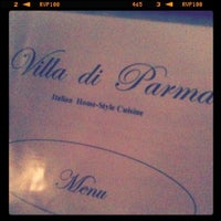 Photo taken at Villa di Parma by Jasmine T. on 6/25/2011