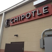 Photo taken at Chipotle Mexican Grill by Tyler K. on 11/20/2011