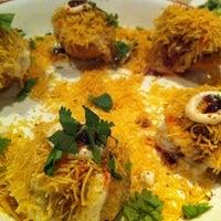 Photo taken at Bhojan Vegetarian Restaurant by Lana C. on 12/13/2011