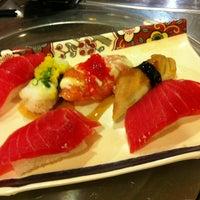 Photo taken at Shogun Japanese Buffet Restaurant by Joey C. on 1/15/2012