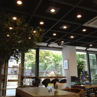 Photo taken at art cafe da:m by Sil L. on 7/25/2012