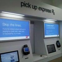 Photo taken at Walgreens by Bryan H. on 3/3/2012
