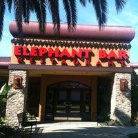 Photo taken at Elephant Bar by Cayla V. on 10/12/2011