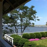 Photo taken at Chesapeake Bay Beach Club by Bill M. on 8/5/2012