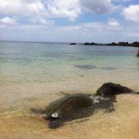 Foto tomada en Laniakea (Turtle) Beach por atx 8. el 7/13/2012