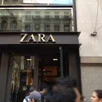 Photo taken at Zara by Demetries G. on 8/18/2012