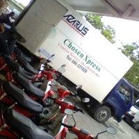 Photo taken at bintulu pos office by Rossi D D. on 3/5/2012