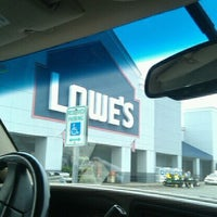 Photo taken at Lowe's Home Improvement by Alexandra K. on 8/23/2011