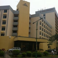 Photo taken at Grand Margherita Hotel by Jeslyn R. on 10/5/2011
