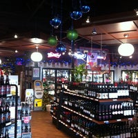 Photo taken at Lighthouse Liquor Store by Shelley R. on 12/7/2011