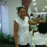 Photo taken at Hair Instituto De Beleza by Fran M. on 2/25/2012