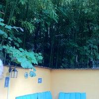 Photo taken at Jardin Persan by David L. on 7/5/2011