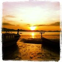 Photo taken at Koh Yao Island Resort by Noppadol S. on 10/18/2011