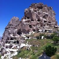 6/22/2011 tarihinde Aytek Ç.ziyaretçi tarafından Uçhisar Kalesi'de çekilen fotoğraf