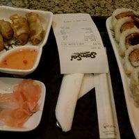 Photo taken at SanSai Japanese Grill by Sam H. on 1/25/2012