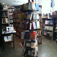Photo taken at Red Emma's Bookstore Coffeehouse by zanetta on 2/25/2012