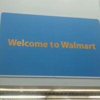 Photo taken at Walmart Supercenter by Hasani H. on 12/10/2011