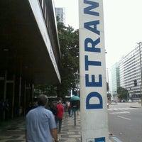 Photo taken at Detran by Vitor B. on 7/12/2012