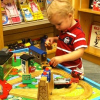 Photo taken at Barnes & Noble by Myra L. on 7/12/2011