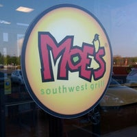 Photo taken at Moe's Southwest Grill by Jorge C. on 4/16/2012