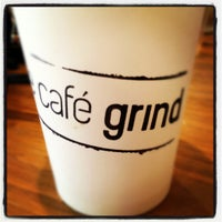 Photo taken at The Café Grind by Brian Q. on 5/22/2012