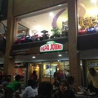 Photo taken at Papa John's by ADOLFO O. on 3/16/2012