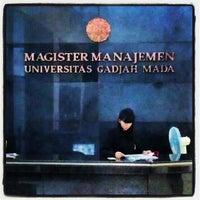 Photo taken at Magister Manajemen by Munandar H. on 6/21/2012