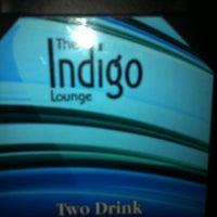 Снимок сделан в Indigo Lounge пользователем Bernard 2/19/2011