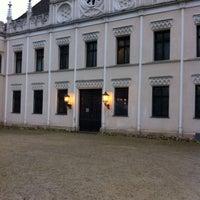 Photo taken at Schlossrestaurant Reichenschwand by Dodo F. on 1/3/2012