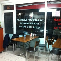 Photo taken at Abooov Kebap by 'iMacLove' i. on 11/12/2011