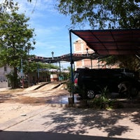 Photo taken at Tamia Car Wash by Hue_Cung -. on 6/17/2011