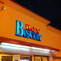 Photo taken at Hot Biscuit by Margaret M. on 1/16/2012