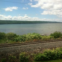 Photo taken at Ithaca/Tompkins County Convention & Visitors Bureau by Apryl on 6/13/2012