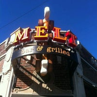 Photo taken at Melt Bar & Grilled by Erica L. on 11/18/2011