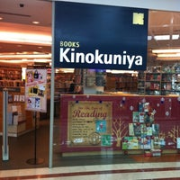 Photo taken at Kinokuniya by Kevin P. on 12/26/2010