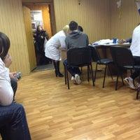 Photo taken at Военкомат Академический by Давид О. on 1/17/2012