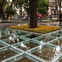 Photo taken at Praça Tiradentes by José Antonio M. on 1/16/2012