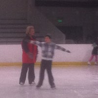 Photo taken at Pickwick Ice Center by Stephen F. on 4/5/2012