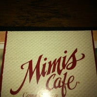 Photo taken at Mimi's Cafe by Robyn F. on 7/22/2012