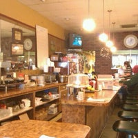 Photo taken at Monica's State St. Diner by Doug C. on 1/29/2012