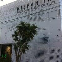 Photo taken at Hispanitas Factory-Shop by Jesús C. on 12/7/2011
