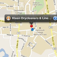 Photo taken at Kleen Dry Cleaners by Luke M. on 8/16/2012