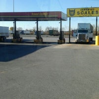Photo taken at Pilot Travel Center by Trucker4Harvick . on 11/5/2011