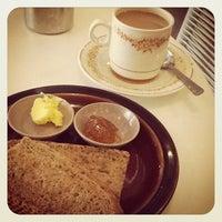 Photo taken at The V Café by Shannon C. on 11/8/2011