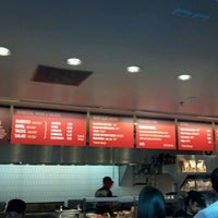 Photo taken at Chipotle Mexican Grill by Dhruv G. on 8/18/2011