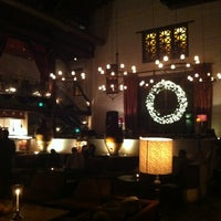 Photo taken at Pazo by Andrew V. on 12/9/2011