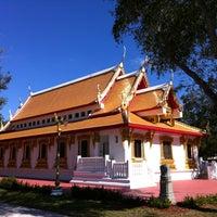 Photo taken at Wat Mongkolratanaram Buddhist Temple by Pat L. on 11/13/2011
